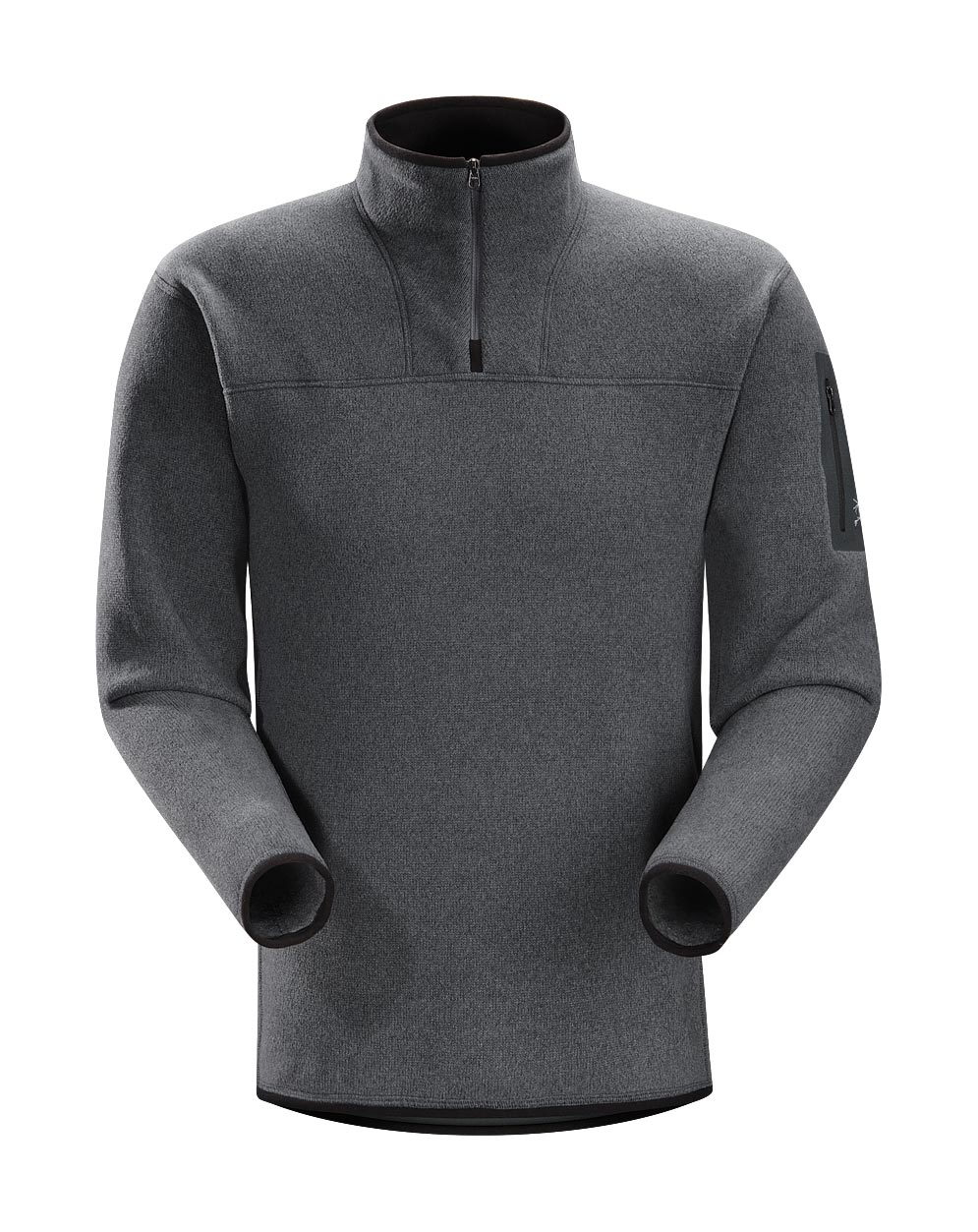 Arcteryx Tungsten Covert Zip Neck